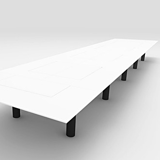 Naoto Fukasawa Kuubo Table System