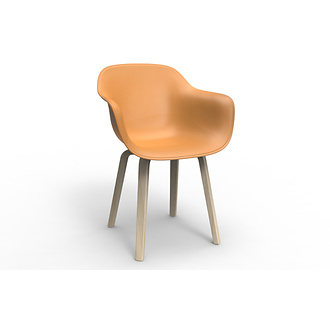 Naoto Fukasawa Substance Chair With Armrests