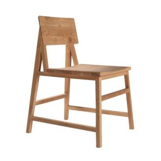 Nathan Yong Oak N-Chairs