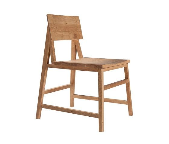 Nathan Yong Oak N-Chairs