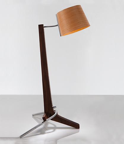 Nick Sheridan Silva Lamp