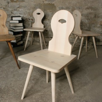 Nik Back and Alexander Stamminger Farmer Chair