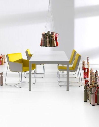 Norbert Beck Cameleon Dining Table