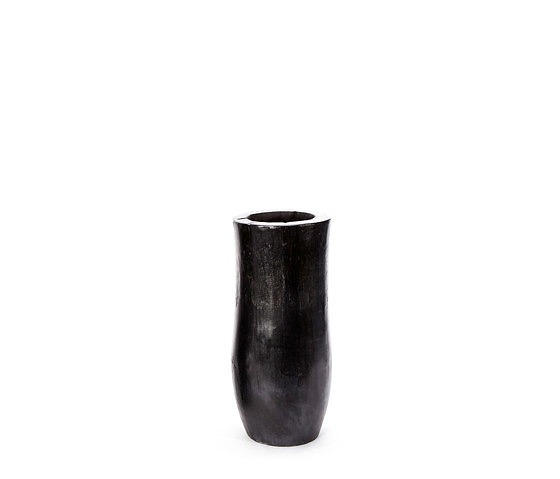 NORR11 Hedge, Rifle and Slate Vase