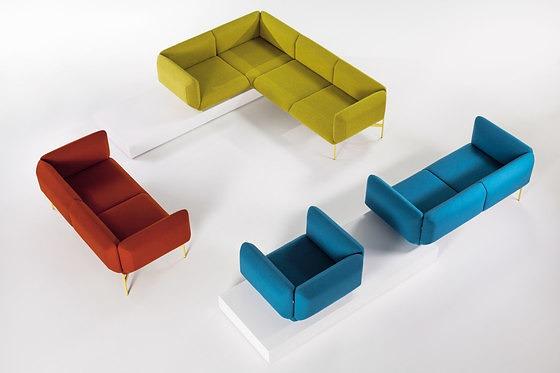 Numen Foruse Segment Sofa