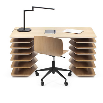 Mathieu Lehanneur Strates Desk