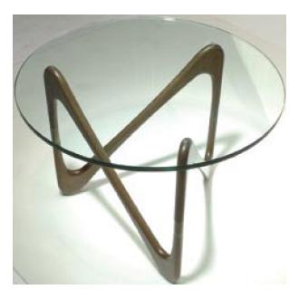 Objekto Moebius Table