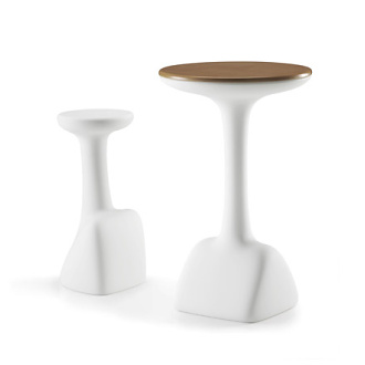 Odoardo Fioravanti Armillaria Stool and Table