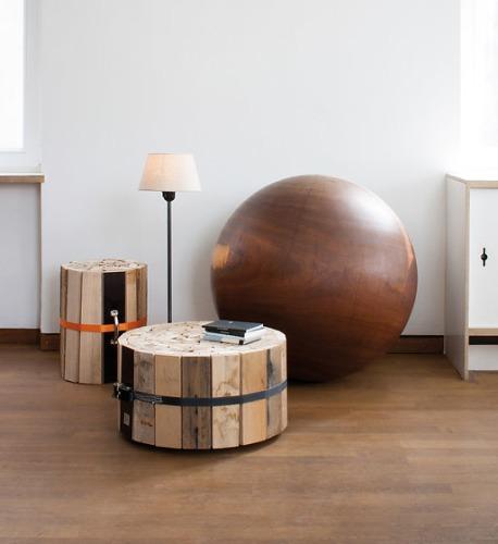 Oliver Conrad conrad oc globe stool