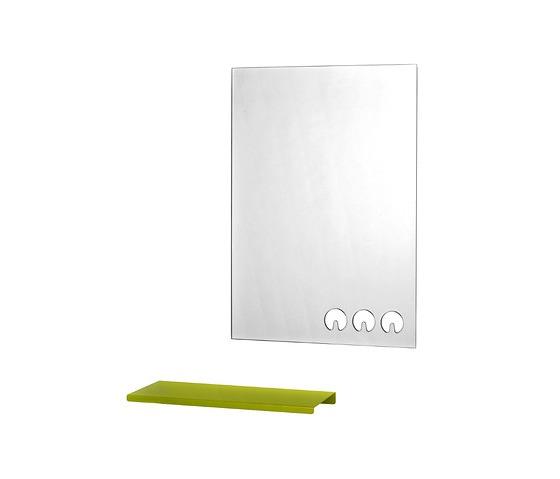 Olze & Wilkens Circuit Mirror