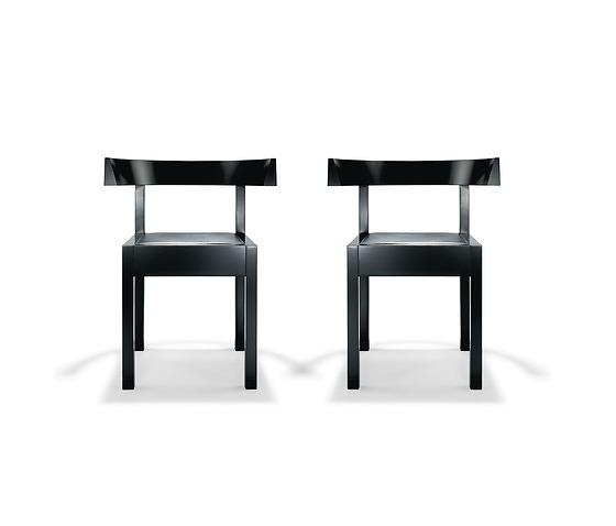 Oswald Mathias Ungers Leonardo 2036 Chair