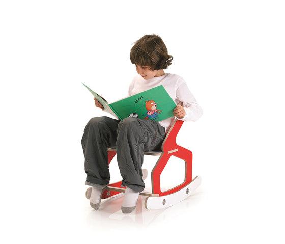 Pınar Yar And Tugrul G 246 Vsa Tip Toe Rock Chair
