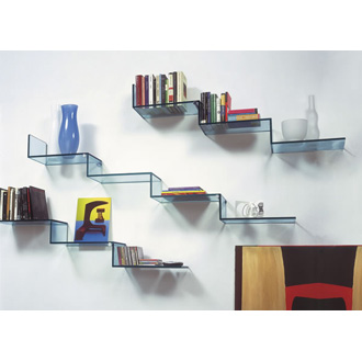 Paolo Lomazzi and Donato DUrbino Chicane Shelf