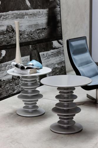 Paolo Salvadè Fluid Side Table