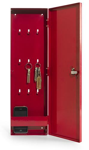 Pascal Charmolu Key Cabinet
