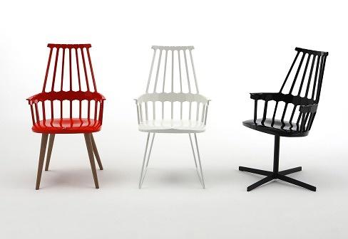 Patricia Urquiola Comback Chair