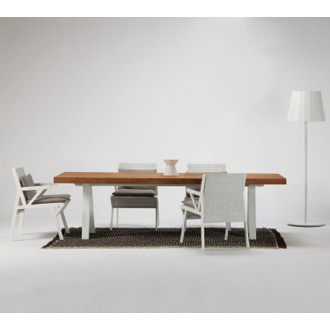 Patricia Urquiola Vieques Dining Table