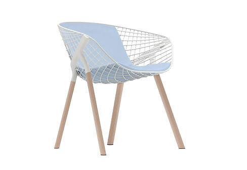 Patrick Norguet Kobi Wood Chair