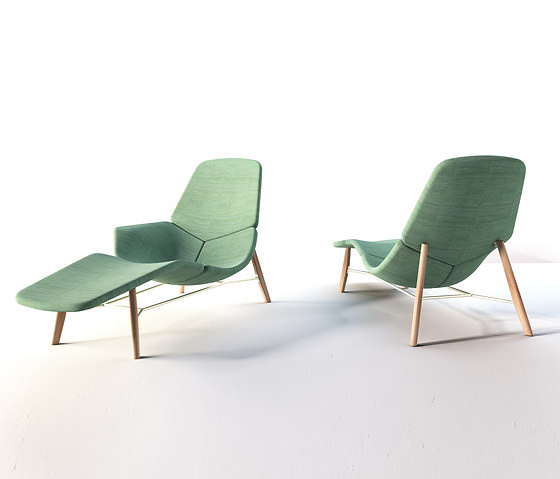 Patrick Norguet Atoll Lounge Chair