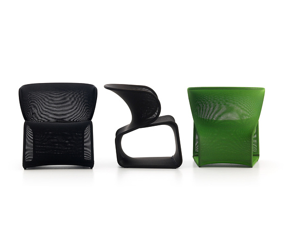 Patrick Norguet Fly Easy Chair