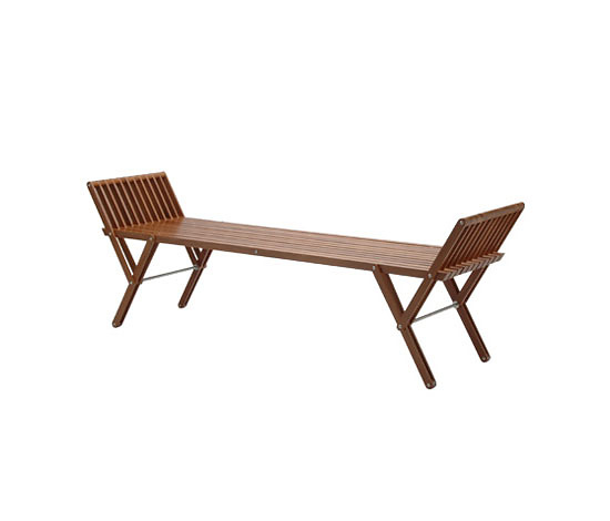 Pedro Useche Flexus Bench