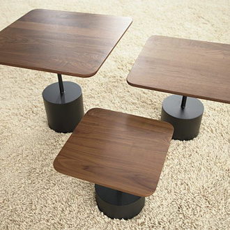 Per Weiss Quarter Tables