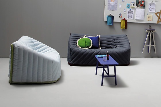 Perrine Vigneron and Gilles Belley Barnaby Sofa