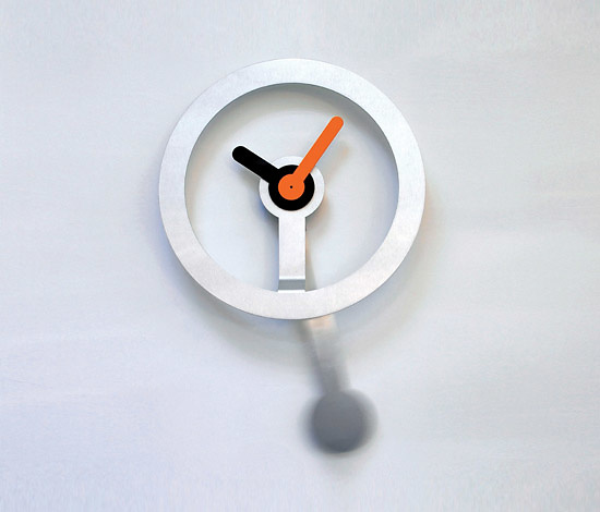 Peter Mac Cann Halo Clock