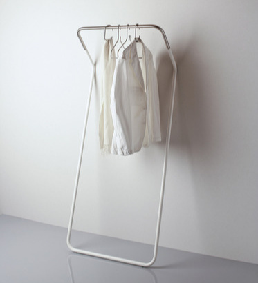 Peter Van De Water Lean-On Coat Rack