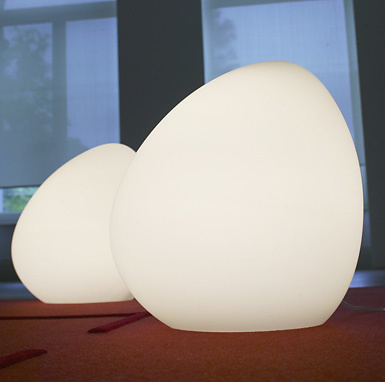 Philippe Daney Dolmen Lamp