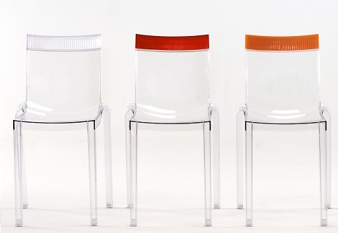 Philippe Starck and Eugeni Quitllet Hi Cut Chair