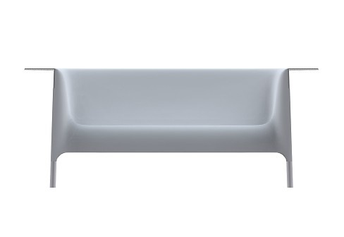 Philippe Starck and Eugeni Quitllet Out-in Sofa