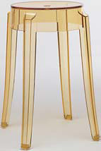Philippe Starck Charles Ghost Stool
