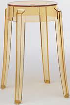Philippe Starck Charles Ghost Stool