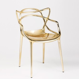 Philippe Starck Masters Gold ChairLatest Philippe Starck furniture  products and designs   Bonluxat. Phillip Stark Chairs. Home Design Ideas
