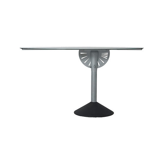 Philippe starck psiche table and mirror for Philippe starck glass table