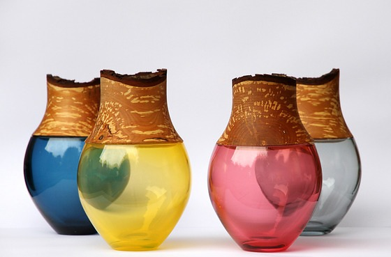 Pia Wüstenberg Small Stacking Vessels Vase