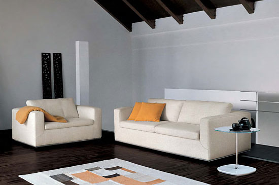 Pier Vittorio Prevedello Boston Sofa