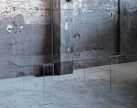 Piero Lissoni Naked Table