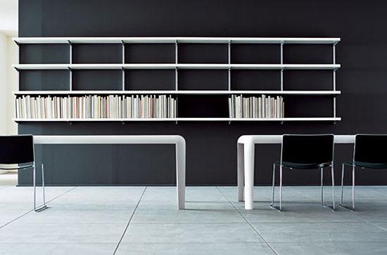 Piero Lissoni Newtone Bookcase