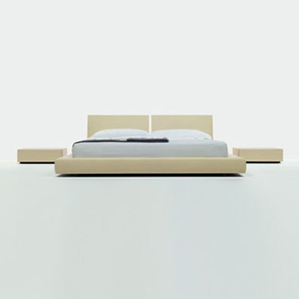 Piero Lissoni Plan Bed