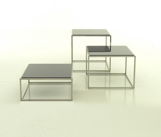 Piero Lissoni Ile Table Collection