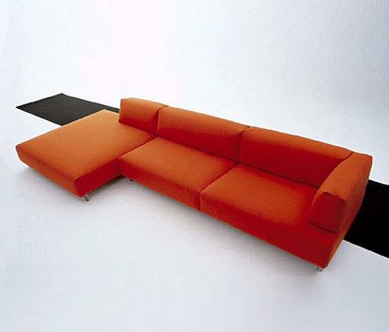 Piero Lissoni Metro 2 Sofa