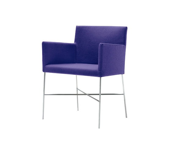 Piero Lissoni Crossoft Chair
