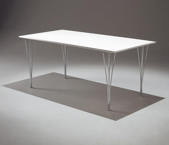 Piet Hein Eek and Bruno Mathsson Span Legs Table Series