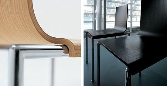 Pietro Arosio Stilo Chair