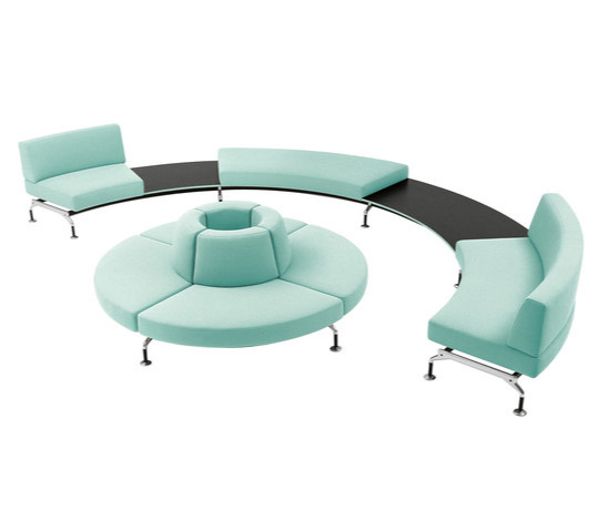 Pietro Arosio Intercity Sofa System