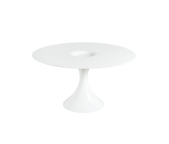 Pinar Yar and Tugrul Gövsa Round Dining Table