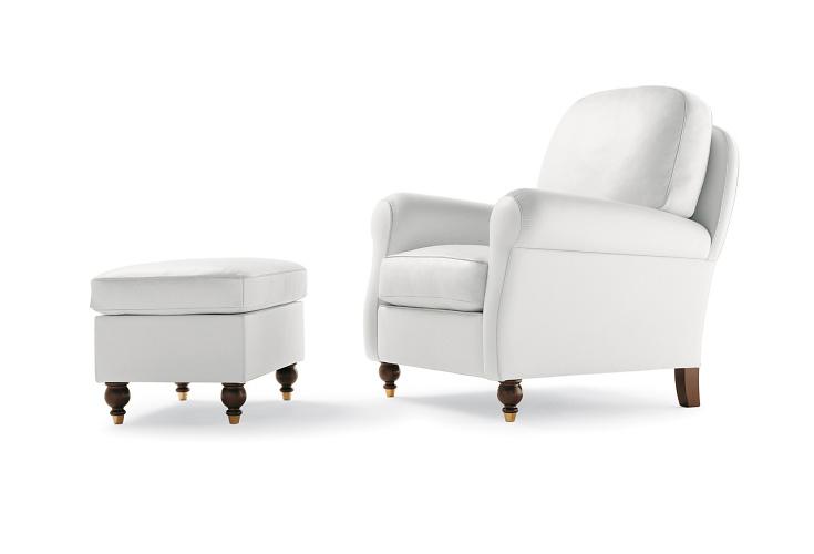 Poltrona Frau George Sofa and Armchair