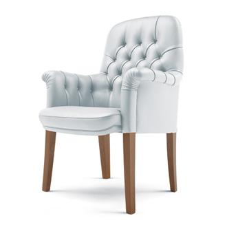 Poltrona Frau Oxford Armchair